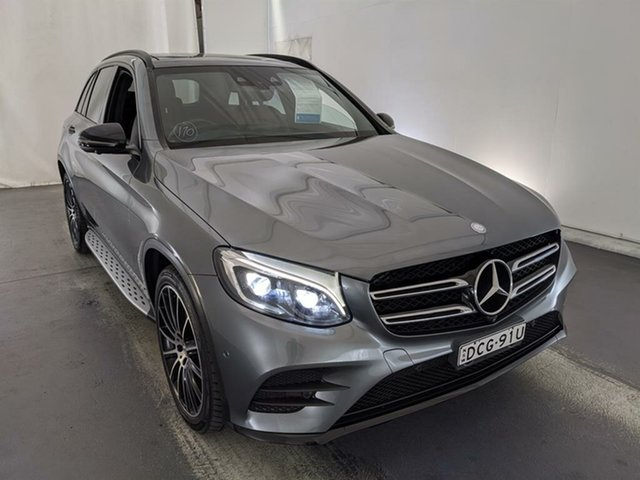 Used Mercedes-Benz GLC-Class X253 GLC220 d 9G-Tronic 4MATIC Maryville, 2015 Mercedes-Benz GLC-Class X253 GLC220 d 9G-Tronic 4MATIC Grey 9 Speed Sports Automatic Wagon