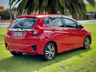 2017 Honda Jazz GF MY17 VTi-S Red/Black 1 Speed Constant Variable Hatchback