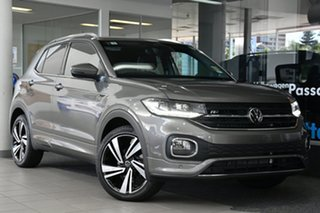 2020 Volkswagen T-Cross C1 MY21 85TSI DSG FWD Style Metallic Paint 7 Speed.