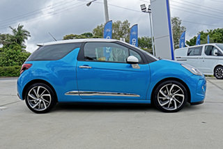 2014 Citroen DS3 MY15 DSport Noir Onyx 6 Speed Manual Hatchback.