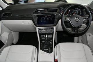 2020 Volkswagen Tiguan 5N MY21 162TSI Highline DSG 4MOTION Allspace Pure White 7 Speed