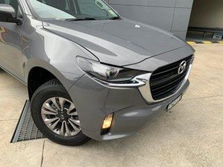 2020 Mazda BT-50 TFS40J XT Concrete Grey 6 Speed Sports Automatic Utility.