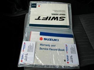2012 Suzuki Swift FZ RE.2 Red 5 Speed Manual Hatchback
