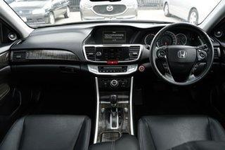 2014 Honda Accord 9th Gen V6L Bronze Sports Automatic Sedan.