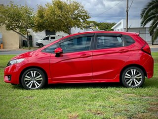 2017 Honda Jazz GF MY17 VTi-S Red/Black 1 Speed Constant Variable Hatchback