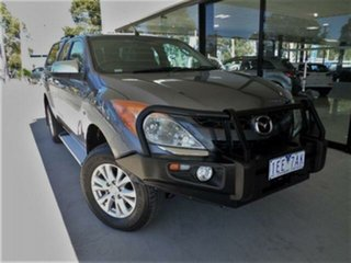 2014 Mazda BT-50 MY13 XTR (4x4) Grey 6 Speed Automatic Freestyle Utility.