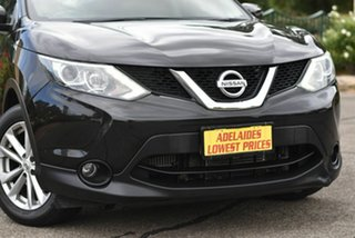 2015 Nissan Qashqai J11 TS Black 1 Speed Constant Variable Wagon