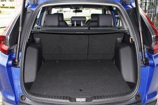 2020 Honda CR-V RW MY21 VTi 4WD L AWD Brilliant Sporty Blue 1 Speed Constant Variable Wagon