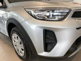 2021 Kia Stonic YB MY21 S FWD Silky Silver 6 Speed Automatic Wagon.