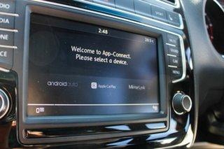 2016 Volkswagen Polo 6R MY16 GTI DSG Black 7 Speed Sports Automatic Dual Clutch Hatchback