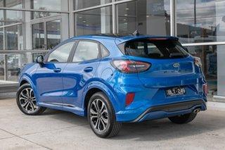 2020 Ford Puma JK 2020.75MY ST-Line Blue 7 Speed Sports Automatic Dual Clutch Wagon
