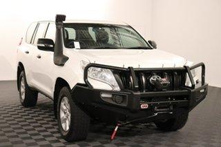 2017 Toyota Landcruiser Prado GDJ150R GX Glacier 6 speed Automatic Wagon.