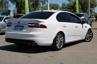 2015 Ford Falcon FG X XR6 White 6 Speed Sports Automatic Sedan