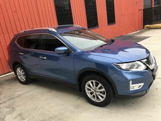 2019 Nissan X-Trail T32 Series II ST-L X-tronic 2WD Blue 7 Speed Constant Variable Wagon