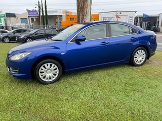 2008 Mazda 6 GH1051 Classic 5 Speed Sports Automatic Sedan