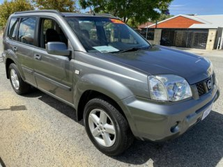 2006 Nissan X-Trail T30 ST (4x4) Grey 4 Speed Automatic Wagon
