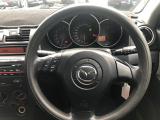 2005 Mazda 3 BK10F1 Maxx Sport Grey 4 Speed Sports Automatic Sedan