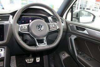 2020 Volkswagen Tiguan 5N MY20 140TDI Highline DSG 4MOTION Allspace Pure White 7 Speed
