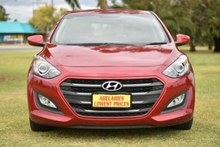 2016 Hyundai i30 GD4 Series II MY17 Active Maroon 6 Speed Sports Automatic Hatchback.