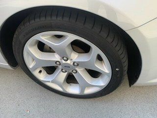 2010 Ford Falcon FG XR6 Ute Super Cab Silver 6 Speed Sports Automatic Utility