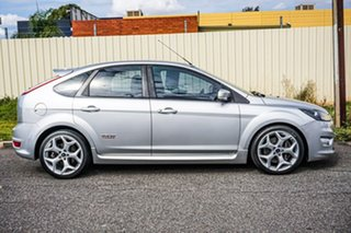 2009 Ford Focus LV XR5 Turbo Silver 6 Speed Manual Hatchback.