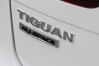 2020 Volkswagen Tiguan 5N MY20 140TDI Highline DSG 4MOTION Allspace Pure White 7 Speed