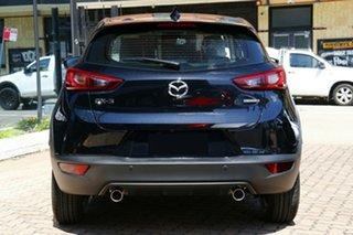 2021 Mazda CX-3 DK2W7A Maxx SKYACTIV-Drive FWD Sport LE Jet Black 6 Speed Sports Automatic Wagon