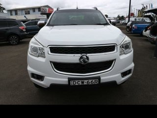 2015 Holden Colorado 7 RG MY15 LTZ (4x4) White 6 Speed Automatic Wagon