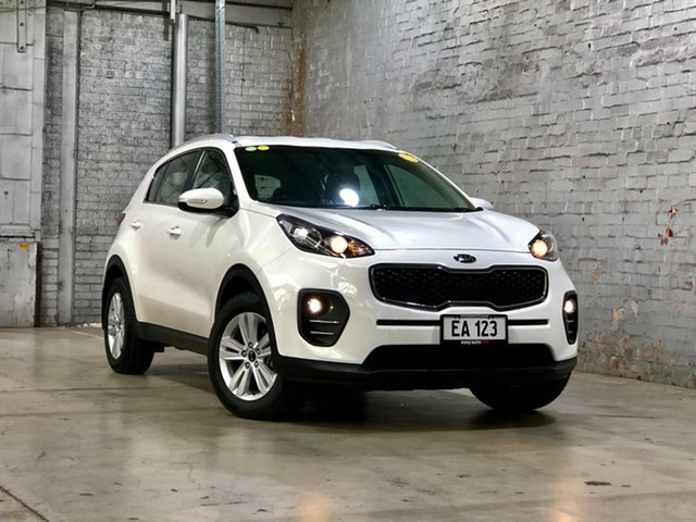 Used Kia Sportage QL MY17 Si 2WD Mile End South, 2017 Kia Sportage QL MY17 Si 2WD White 6 Speed Sports Automatic Wagon