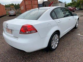 2009 Holden Commodore VE Omega White 4 Speed Auto Active Select Sedan