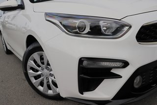 2019 Kia Cerato BD MY20 SI Clear White 6 Speed Sports Automatic Sedan.
