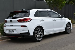 2019 Hyundai i30 PD.3 MY19 N Line D-CT Premium White 7 Speed Sports Automatic Dual Clutch Hatchback