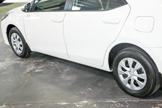 2017 Toyota Corolla ZRE172R Ascent S-CVT White 7 Speed Constant Variable Sedan