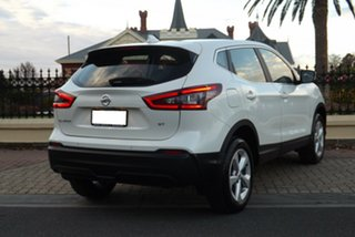 2020 Nissan Qashqai J11 Series 3 MY20 ST X-tronic Gun Metallic 1 Speed Constant Variable Wagon.