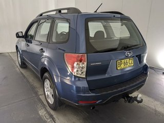 2011 Subaru Forester S3 MY11 X AWD Blue 4 Speed Sports Automatic Wagon