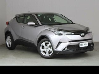 2018 Toyota C-HR NGX10R Update (2WD) Shadow Platinum Continuous Variable Wagon