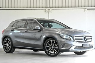 2016 Mercedes-Benz GLA-Class X156 806MY GLA250 DCT 4MATIC Grey 7 Speed Sports Automatic Dual Clutch.