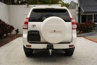 2015 Toyota Landcruiser Prado GDJ150R GXL 6 Speed Sports Automatic Wagon