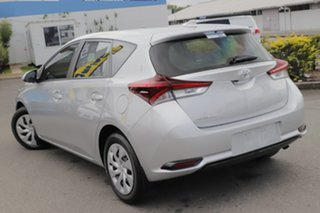 2016 Toyota Corolla ZRE182R Ascent S-CVT Silver Pearl 7 Speed Constant Variable Hatchback.