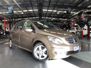 2006 Mercedes-Benz B-Class W245 B200 Gold 7 Speed Constant Variable Hatchback.