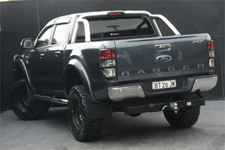 2012 Ford Ranger PX XLT Double Cab Grey 6 Speed Manual Utility