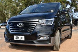 2019 Hyundai iMAX TQ4 MY19 Elite Black 5 Speed Automatic Wagon.