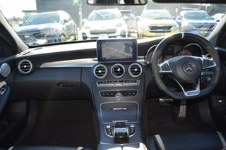 2015 Mercedes-Benz C-Class S205 C63 AMG Estate SPEEDSHIFT MCT S Silver 7 Speed Sports Automatic