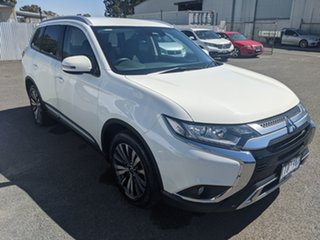 2018 Mitsubishi Outlander ZL MY19 LS AWD White 6 Speed Sports Automatic Wagon