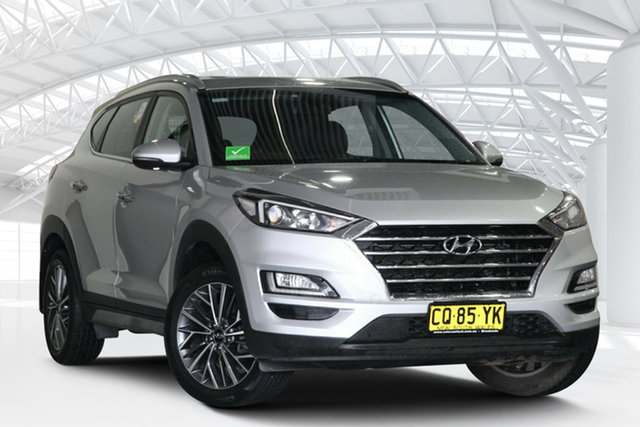 Used Hyundai Tucson TL2 MY18 Elite 2WD Moorebank, 2018 Hyundai Tucson TL2 MY18 Elite 2WD Silver 6 Speed Sports Automatic Wagon