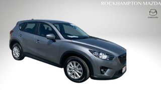 2013 Mazda CX-5 KE1071 MY13 Maxx SKYACTIV-Drive Sport Aluminium 6 Speed Sports Automatic Wagon