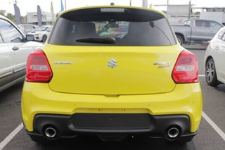 2021 Suzuki Swift AZ Series II Sport Yellow 6 Speed Sports Automatic Hatchback