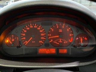 2004 BMW 3 Series E46 MY2004 318i Steptronic Sport Blue 5 Speed Sports Automatic Sedan