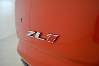 2019 Chevrolet Camaro MY19 ZL1 Orange 6 Speed Manual Coupe