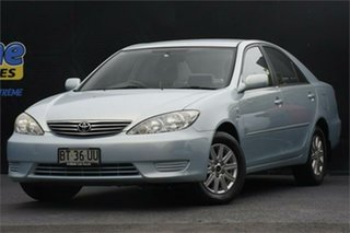 2005 Toyota Camry MCV36R Ateva Blue 4 Speed Automatic Sedan.